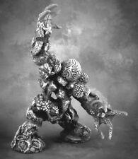 1 x CORAL GOLEM  - BONES REAPER figurine miniature d&d jdr corail pirate 77628