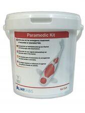 NT Labs Koi Care Paramedic Kit In Bucket Fish Treatment