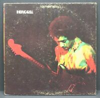 Jimi Hendrix Band Of Gypsies Capitol Gatefold LP STAO-472 VG+