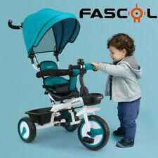 Kinderkraft Dreirad Kinder Baby Kinderdreirad Jogger mit Zubehör Blau