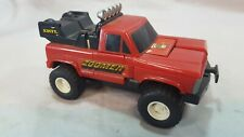 Vintage POW-R-TRONS ERTL Truck ZOOMER Transforming Action Figure Toy Robot 1985