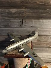 Vintage Marx Steel Pressed Toy Plane