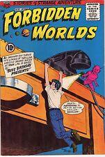 Forbidden Worlds #91 - Alien Fires Shrink Ray - 1960 (8.0) Wh