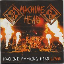 Machine F**King Head-Live von Machine Head (2012)