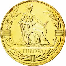 [#554986] France, Medal, Ecu Europa, Europe Assise, 1982, Rodier, Ms(65-70)
