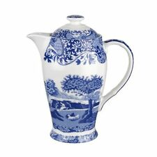 New Spode Blue Italian 200Th Anniversary Sig. Hot Beverage Pot