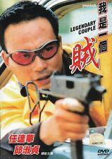 Legendary Couple DVD (1995) Movie English Sub Region 0 , Simon Yam , Chingmy Yau