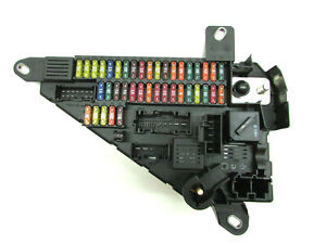 2007 BMW 528i 525i 530XIT REAR FUSE RELAY BOX MODULE 6 906 619-01 OEM 06 08 09