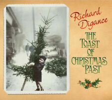 Richard Digance : The Toast of Christmas Past CD (2013) ***NEW***