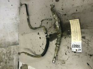 2008-2010 Ford F350 6.4L Powerstroke a/c compressor lines at16607