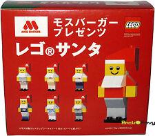 2001 LEGO #2878 Soccer Santa Mos Burger Japanese Exclusive New Extremely Rare