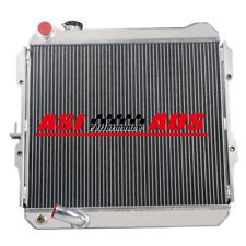 3Row Aluminium Radiator For 1989-95 Toyota Hilux LN85 LN86 2.8L Diesel MT MANUAL