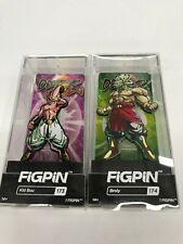 FIGPIN Dragon Ball Kid Buu & Broly 173+174 64404.06 Set of 2 In stock