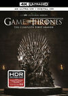 Game of Thrones: The Complete First Season (4k Ultra HD,) includes Digital