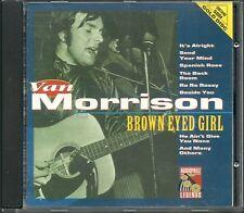 Morrison,Van Brown Eyed Girl  SBM Gold CD Audiophile Legends OOP