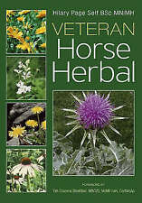 Veteran Horse Herbal by Hilary Page (Paperback, 2006)