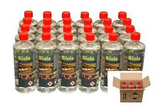 BIOETHANOL FUEL 30 X 1L Bottles Premium 97% Pure Free Delivery UK/IRL