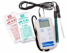 Milwaukee Automated Portable pH/Temperature Meter #MW102