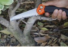 Compact Folding Saw Camping Survival Pruning Garden Pocket Outdoor Backpacking