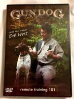 Brand New DVD ~ ~  Gun Dog Training ~ ~ Remote Training 101 ~ ~ NEW DVD