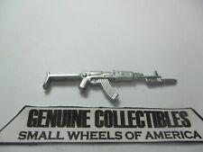 """Vintage Noir fusil d/'assaut avec Baïonnette pour action man /& 12/"""" Figurines"""