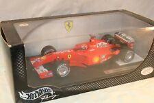 Hotwheels F1 Ferrari F2001 Michael Schumacher MARLBORO decals 1:18 MIB SCARCE