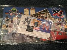 Inaugural Subway Series New York Yankees v Mets Metro Card SGA 97 w Derek Jeter