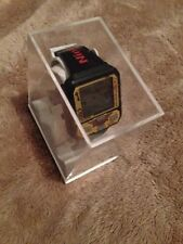 UNUSED Nelsonic NINTENDO BLACK Zelda Game Watch; MIB W Papers W/BATTERY.WORKS!;