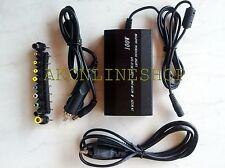 Universal Adapter Laptop Notebook Netzteil 120 W KFZ 12V 1.3A 4A Für Dell Hp