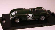 JAGUAR C TYPE verte - 1er LE MANS 1951 WALKER WHITEHEAD 1/43 BRUMM CEC  P5-6