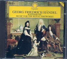 CD CLASSIQUE--PETER FRIEDRICH HANDEL--WATERMUSIC