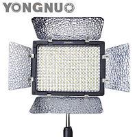 Yongnuo YN-300 LED Video Light Lamp for Canon Nikon Sony Camera DV Camcorder