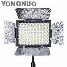 Yongnuo YN-300 LED Video Light Lamp for Canon Nikon Sony Camera DV Camcorder