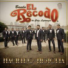 Haciendo Historia by Banda el Recodo (CD, Oct-2013, Fonovisa) NEW