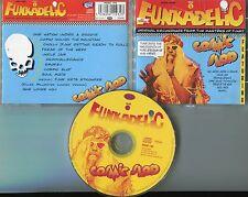 Funkadelic CD Cosmic mangeant © 2000 uk-10 - Track-CD # PIESD 193-Psychedelic-Funk