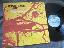 PROG UK - WISHBONE ASH: Pilgrimage 1971 GERMANY ALSDORF 1ED matrix A1/B1