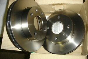 ford escort MK3 MK4 XR3i RS turbo S1 front brake discs Lucas DF1649