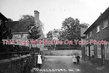 SF 55 - Lee's Grocer Store, Marlesford, Suffolk - 6x4 Photo
