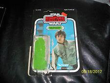 Vintage Star wars Empire 32 Back bespin luke  original cardback and bubble