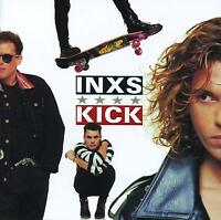 INXS - Kick - 180 Gram Vinyl LP & Download Code (New & Sealed)