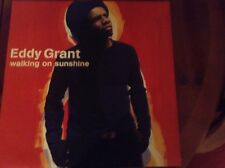 "Eddy grant - walking on sunshine - house mixes - excellent condition 12"" vinyl"