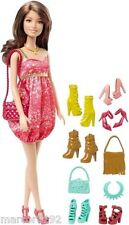 Barbie Doll Life in the Dreamhouse Teresa Fashionistas W/ Shoes & Accessories Da