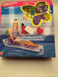 BARBIE Doll Floatin' Fun 1998 By Mattel 67705-91