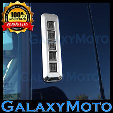 2017 Ford F250+F350+F450 Super Duty Keypad Entry Chrome Cover on Pillar Post