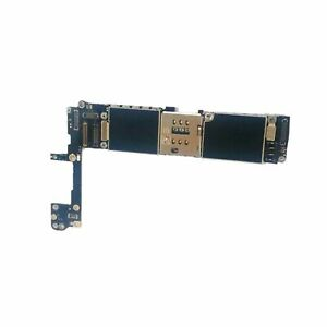 Motherboard Mainboard iPhone 6s 64GB Black Home Button UNLOCKED