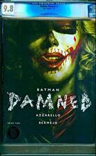 Batman Damned 2 | CGC 9.8 NM/MT Bermejo cover! Harley Quinn! Hot Series!🔥🍆🔥