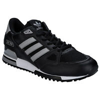 Men's adidas Originals Zx 750 Trainers In Core Black From Get The Label