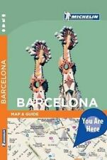You are Here Barcelona: 2016 by Michelin Editions des Voyages (Paperback, 2016)