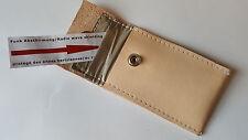 Solid RFID NFC Autoschlüssel Diebstahl 3fach-sicher Schutz Tasche Keyless Go