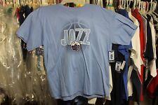 Utah Jazz T-Shirt Baby Blue (XL) Extra Large (46-48) NWT
